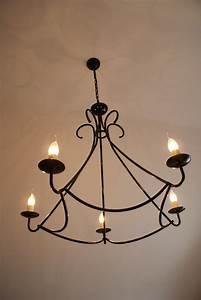 Lustre En Cuivre : eclairage fabriqu partir de tuyaux d eau en cuivre atelier de la berwinne ~ Teatrodelosmanantiales.com Idées de Décoration
