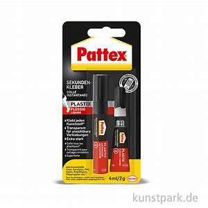 Pattex Spezialkleber Kunststoff : pattex sekundenkleber plastix fl ssig 4ml 2g ~ Orissabook.com Haus und Dekorationen