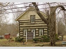 Austintown Log House Canfield Ohio Real Haunted Place