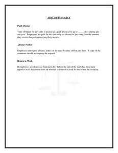 jury duty hardship letter  employer jury duty excuse