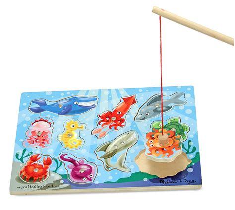 doug deluxe 10 magnetic fishing doug toys