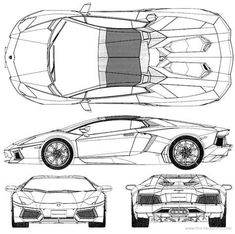 lamborghini aventador lp700 4 roadster blueprint blueprints gt cars gt lamborghini gt lamborghini aventador lp700 4 roadster