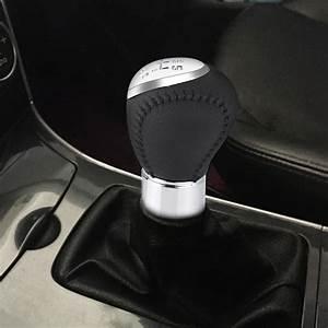 10x Manual 5 Speed Shift Knob Car Auto Gear Shifter Knob