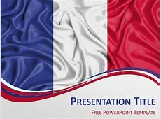 France Flag PowerPoint Template PresentationGOcom