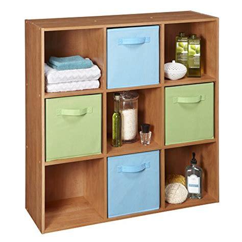 Closetmaid 9 Cube Storage - closetmaid 8980 cubeicals 9 cube organizer alder new ebay