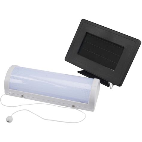 lighting essentials solar shed light 5 leds solar