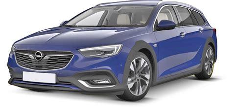Opel Insignia Al Volante by Listino Opel Insignia Country Tourer Prezzo Scheda