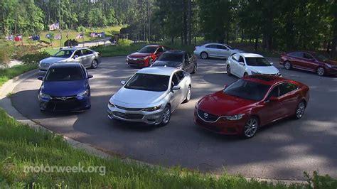 Mid-size Sedan Challenge