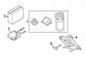 Mazda Mx-5 Miata Tire Repair Kit  Body