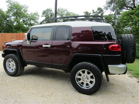 Fj Cruiser Motor by Used 2007 Toyota Fj Cruiser 4wd For Sale In Rock Tx