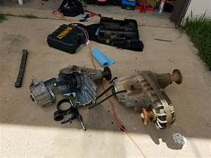 6 0 Manual Transfer Case For Sale  I Over Paid