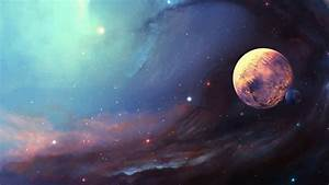 Outer Space Planets Wallpaper Free HD | I HD Images