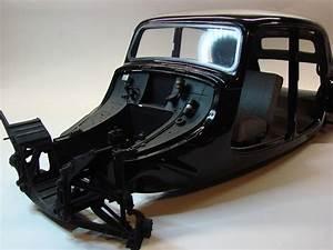 "Citroen 15-Six ""Traction Avant"" - 1952 - Heller - 1/8"