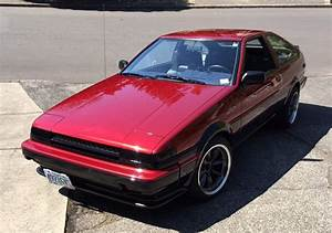 1985 Toyota Corolla Gt-s Ae86 For Sale On Bat Auctions