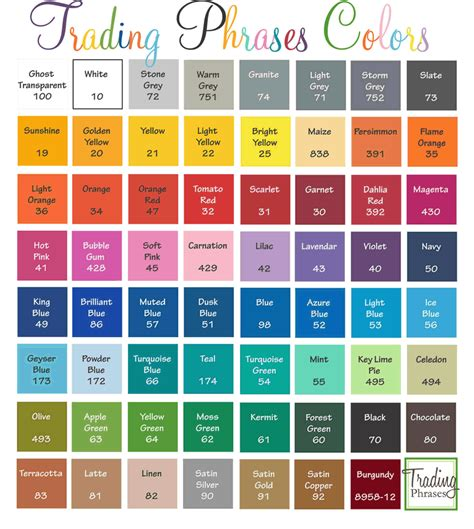 fancy color names fancy name personalized wall decals trading phrases