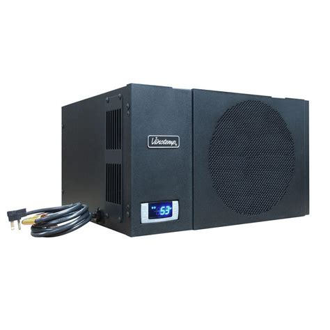 vinotemp wine mate wine cellar cooling unit wm  htd