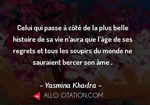 Cote Des Timbres Du Monde : citation histoire et regrets celui qui passe c t de la plus belle histo yasmina khadra ~ Medecine-chirurgie-esthetiques.com Avis de Voitures