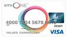 Check spelling or type a new query. Old smiONE VISA Payment Card