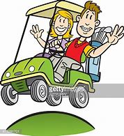 Image result for golf cart cartoon