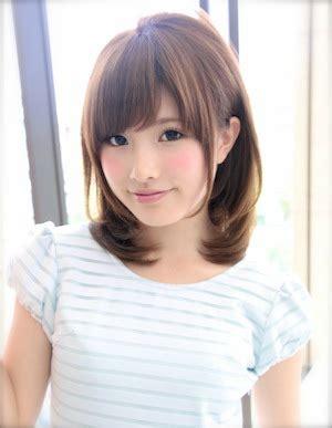 cut hair styles ミディアムパーマ afloat ruvuaのヘアスタイル hair style and haircuts 7001