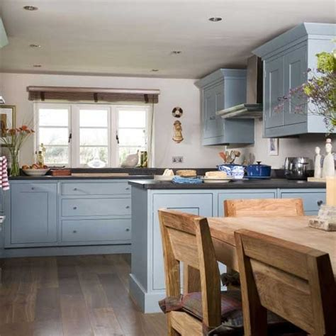 country style kitchen cabinets blue kitchen cabinets