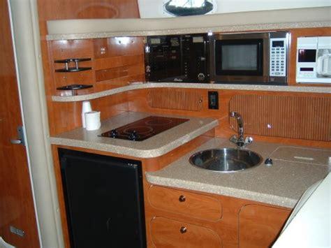 cuisine bateau bateau moteur occasion rinker 342 vee 34 pieds 10