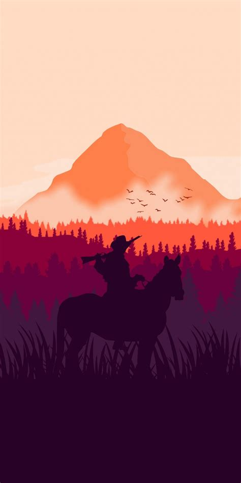 Horse Red Dead Redemption 2 Wallpapers Top Free Horse