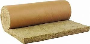 Laine De Verre Phonique : la laine de roche isolation france ~ Dailycaller-alerts.com Idées de Décoration