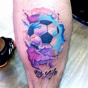 89 Tremendous Soccer Tattoos Ideas And Designs With Classy ...