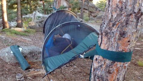 Lawson Hammocks to cing hammock hang test