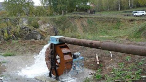 Минигэс безплотинный гидроэнергоблок ленева купить цена своими руками до 10 киловатт для частного дома на реке строительство генератор.