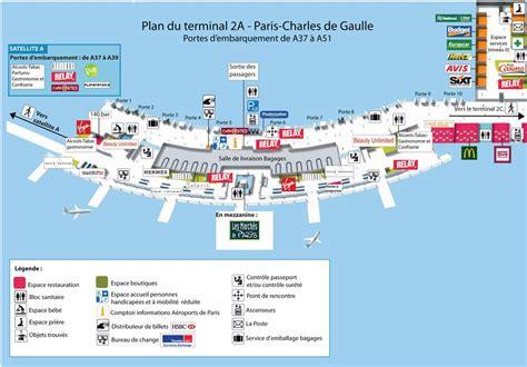 bureau de change aeroport charles de gaulle cdg map terminal 2e my
