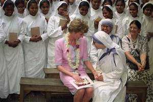 Princess Diana And Mother Teresa - Speaking For A ...