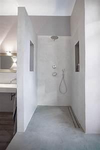 Beton Cire Bad : beton cir naturhaus eug ne anny ~ Indierocktalk.com Haus und Dekorationen