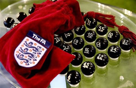 Arsenal To Battle Man United As FA Cup 4th Round Draw Is ...