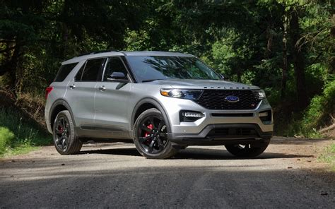 ford explorer  pronged attack  car guide