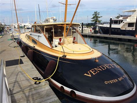 Vendetta Boat by A Billy Joel Photo Website