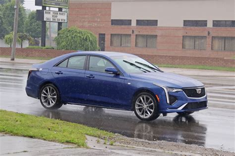 2019 Cadillac Ct4 by Cadillac Ct4 Unofficially Debuts In New Photos Gm