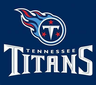 Titans Tennessee Logos Wordmark 1999 Nfl Football
