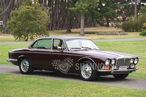 Daimler Double Six Vanden Plas Saloon Auctions