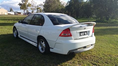 2003 Holden Commodore Gallery