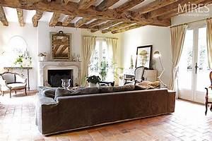 Deco Maison Avec Poutre : deco maison ancienne avec poutre fabulous deco maison ~ Zukunftsfamilie.com Idées de Décoration