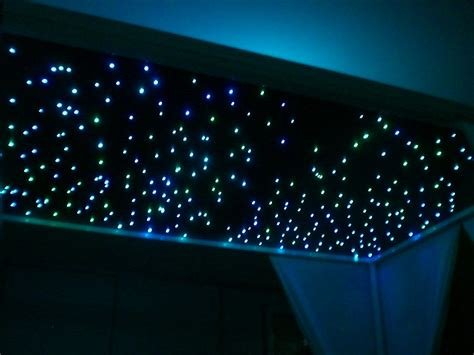 sternenhimmel led decke bauanleitung led sternenhimmel led lighting