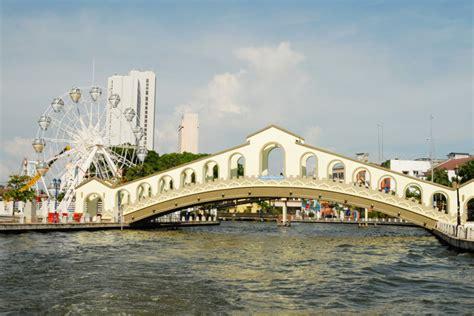 melaka river pirate park wisata malaysia