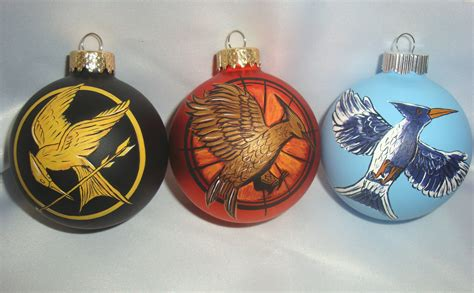 hunger games christmas ornaments thenest