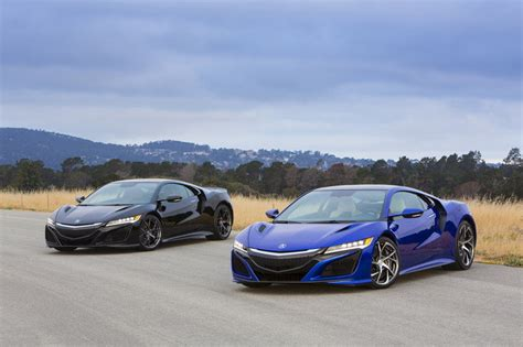 acura nsx reviews specs prices top speed