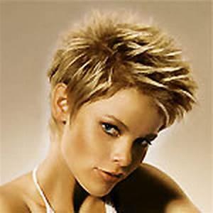 Coupe Femme Courte Blonde : coupe tres courte ~ Carolinahurricanesstore.com Idées de Décoration