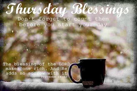 thursday blessings  start  day pictures