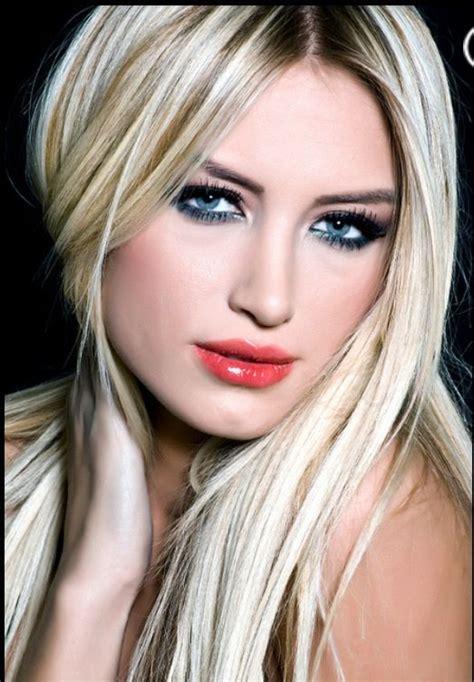 prettyyyy platinum blonde highlights platinum blonde highlights hair color  fair skin