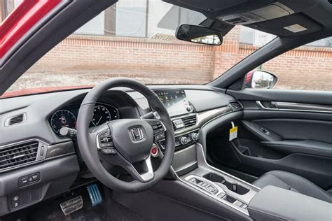 The accord's cabin offers excellent fit and. New 2019 Honda Accord Sport 2.0T 4D Sedan for Sale # ...